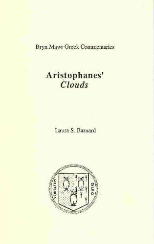 Aristophanes' Lysistrata (Greek Commentaries Ser)