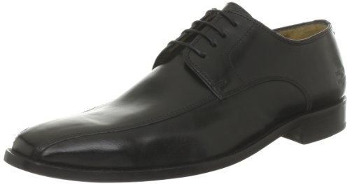 Melvin & Hamilton Mens Alex 2 Shoes Black Schwarz (Forum Schwarz) Size: 10 (44 EU)