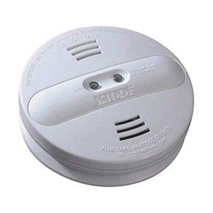 Smoke Alarm, Ionization, Photoelectric, 9V