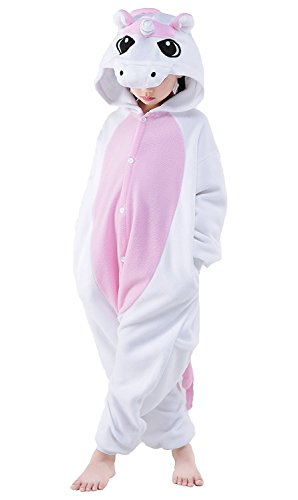 Kigurumi Anaimal Kids Onesies Pajama for Teens Girl Boy Sleepwear costume Cosplay