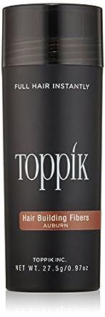 TOPPIK Hair Building Fibers, Auburn, 0.97 oz.