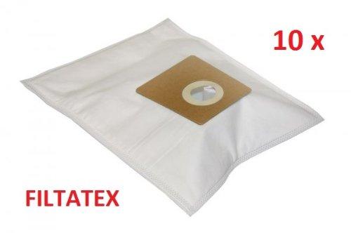 10 x FILTATEX ( 1MiF ) pour Bosch BSG 7 .. formula hygienixx / exclusiv / hepa / plus .. série