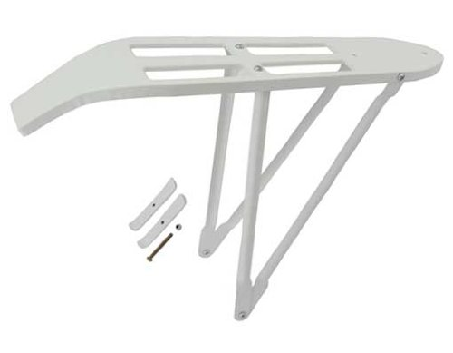"""26"""" Beach Cruisers Carrier White. Bicycle Part, Bike Part, Beach Criuser Bike Carrier, Bike Rack Beach Cruiser, Stretch, Limo front-679708"""