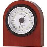 エンペックス気象計 ベルモント温・湿度計 TM-686