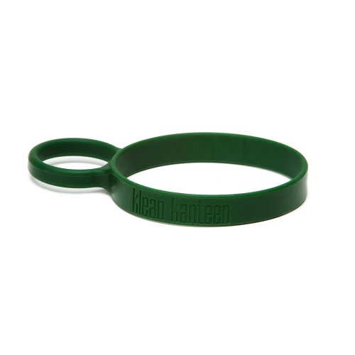 Klean Kanteen Silicone Pint Cup Ring (Dark Green) front-822867