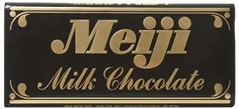Milk Chocolate Bar By Meiji / 58g