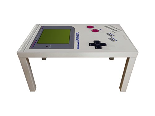 NES - Nintendo Gameboy Coffee Table