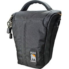 Ape Case APE CASE COMPACT DSLR HOLSTERBLACK EXT YELLOW INT (Photo & Video Accessories / Camera Cases & Sleeves)