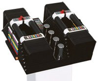 Power Block Elite 90 Adjustable Dumbbell Set