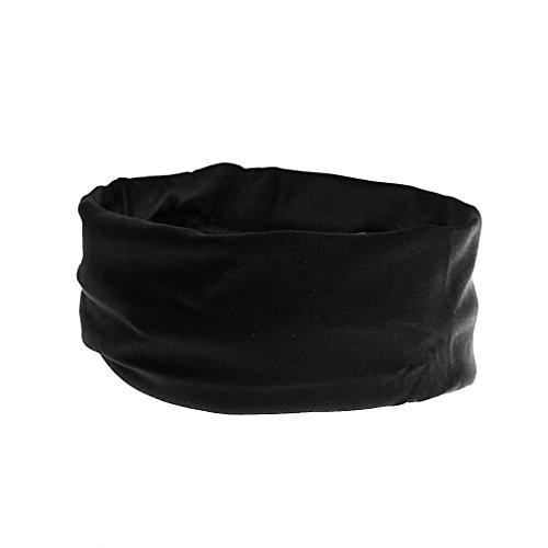 Fermacapelli Accessori - Fasce Fascia per capelli. Materiale: 100% Poliestere Colore: Nero