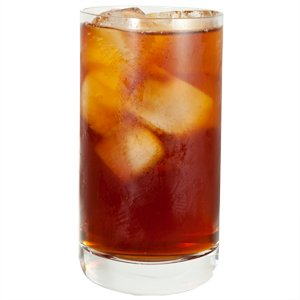 Peach Black Iced Tea