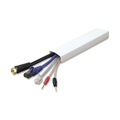 Belkin Hideaway Cord Concealer, White