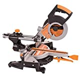 Evolution Rage 3-S300 210mm Tungsten Carbide Tip Multipurpose Sliding Mitre Saw-240V