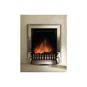 Dimplex Exbury EBY15 Chrome Electric Fire       Customer review