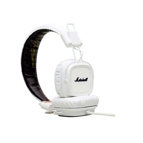 Marshall Headphone MAJOR WHの写真02。おしゃれなヘッドホンをおすすめ-HEADMAN(ヘッドマン)-