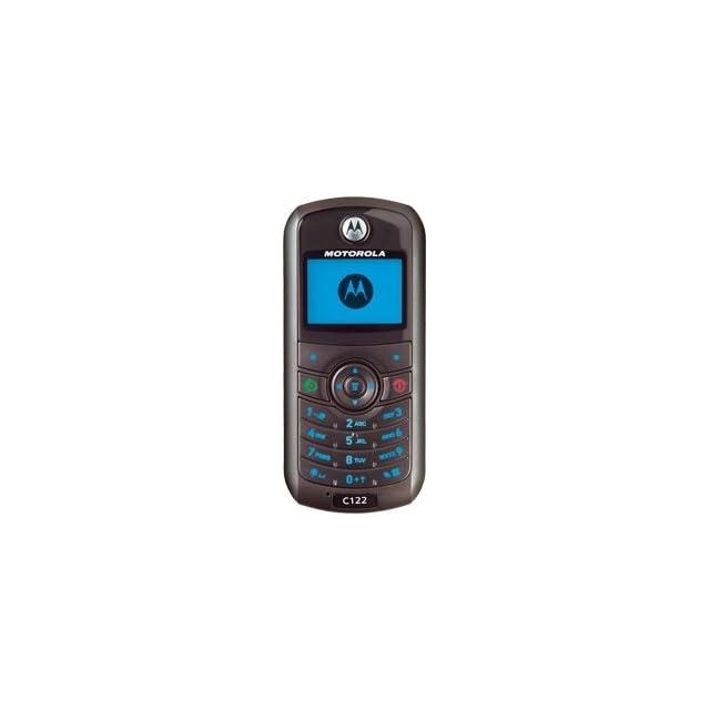 Motorola C122 Unlocked GSM Cell Phone