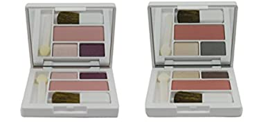 Clinique All About Shadow Duo Eyeshadow & Powder Blusher Palette - Travel Size