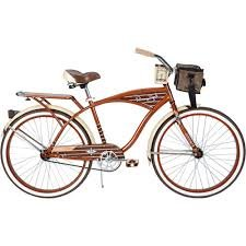 26 Huffy Panama Jack Mens Cruiser Bike, Root Beer by Huffy