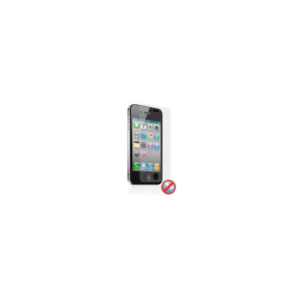 Premium Anti Glare Screen Protector for iPhone 4/4s, (all models)