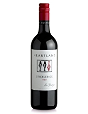 Heartland Stickleback Red, Ben Glaetzer 2009 - Case of 6