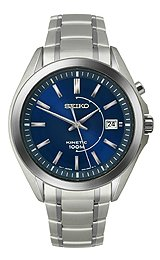 Seiko Kinetic Stainless Steel Men's watch #SKA521