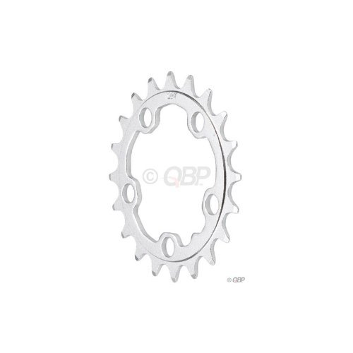 Race Face Race Chainring, 58mm, 22T, Silver