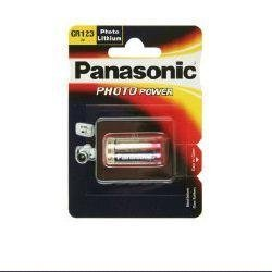 PANASONIC Photo Lithium Batterie CR123 Photo Power