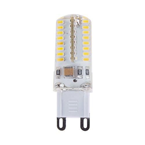 Sunsbell®64 Led 3014Smd G9 Crystal Light 5W 110V Led Lighting Bulb For Indoor Use Warm White