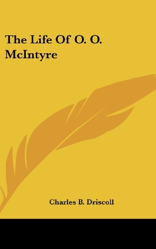The Life of O. O. McIntyre