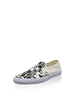 Vans Slip-On Slip-On Sf (Blanco / Negro)