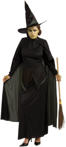 Rubie's Costume Co - The Wizard of Oz Wicked Witch Adult Costume