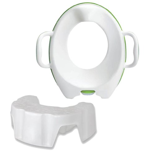 Munchkin Arm u0026 Hammer Secure Comfort Potty Seat with Little Looster Potty Step Stool  sc 1 st  The Best Potty Store & Potty seats and step stools | The Best Potty Store islam-shia.org