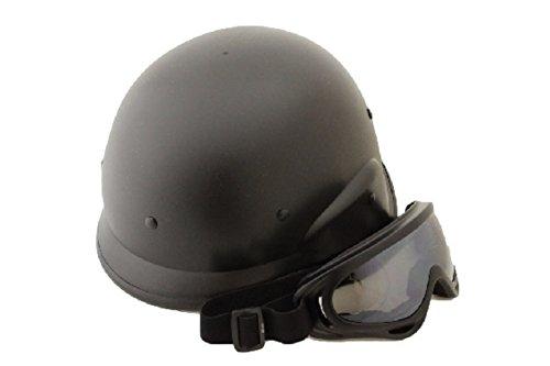 サバゲー ヘルメット ゴーグル フェイスマスク 3点セット