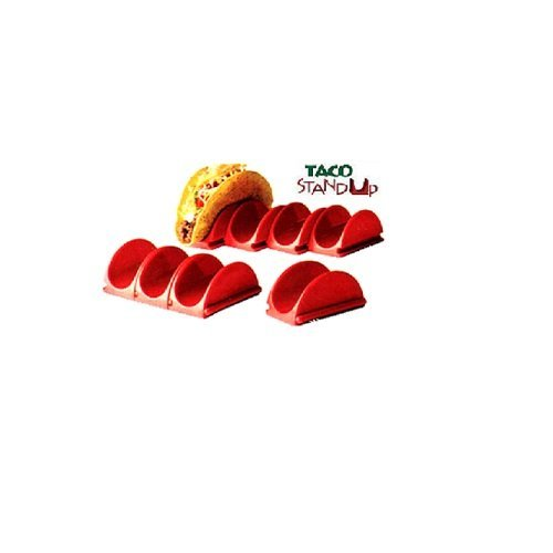 Taco Stand Up Holders - 8 Pack (Taco Bell Tray compare prices)