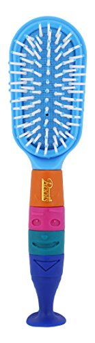 Roots Hair Brushes - Junior Zone - Cushion Hair Brush Exclusively for Kids  available at amazon for Rs.172