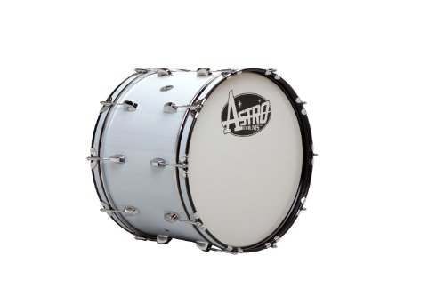 Astro Marching MR2014B-W 20-Inch Bass Drum