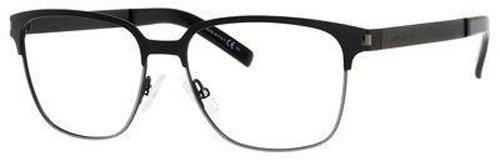 Yves Saint LaurentYves Saint Laurent Sl 9 Eyeglasses-0832 Black/Dark Ruthenium-55mm