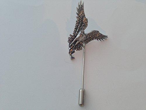 b44-osprey-in-peltro-inglese-su-una-cravatta-stick-pin-cappello-sciarpa-colletto-cappotto