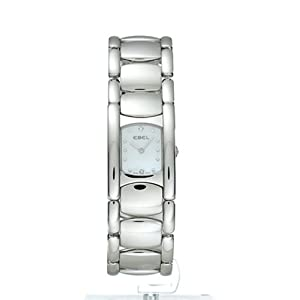 Ebel Women's 9057A21-19950 Beluga Manchette Watch
