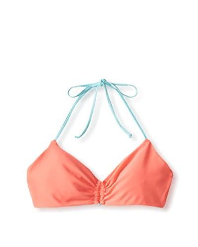 Basta Surf Women's Padang Reversible Ruched Bikini Top