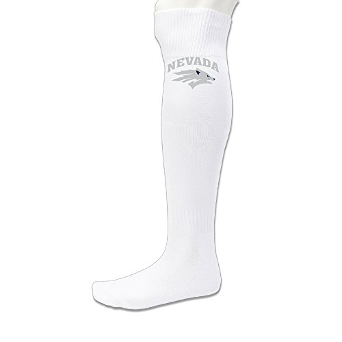 Nevada Wolf Pack Sport Knee High Sock (Nv Wolf Pack compare prices)