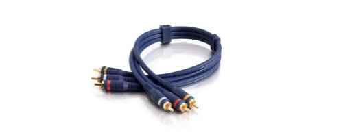 Cables To Go Velocity 3m RCA Type Audio/Video Cable
