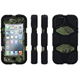 Survivor Case For IPhone 5/5s - Retail Packaging- MossyOak/Black