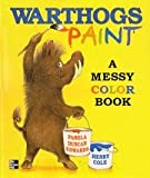 Warthogs Paint a Messy Color Book [Big Book] (0021921040) by Pamela Duncan Edwards
