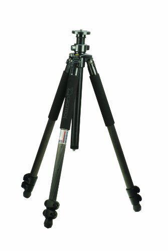 Giottos MTL8251B 3 Section Pro MT Carbon Tripod with Vertical Column