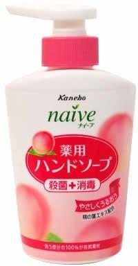 ナイーブ 薬用ハンドソープ 桃の葉 本体 250