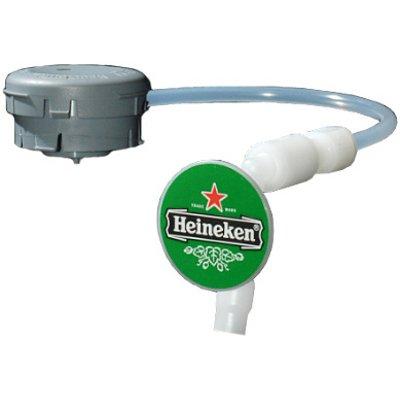 Krups Heineken BeerTender Replacement Tube, Set of 24