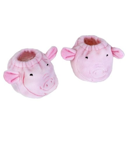 "Piggy Slippers Teddy Bear Clothes Fits Most 14"" - 18"" Build-a-bear, Vermont Teddy Bears, and Make Your Own Stuffed Animals"