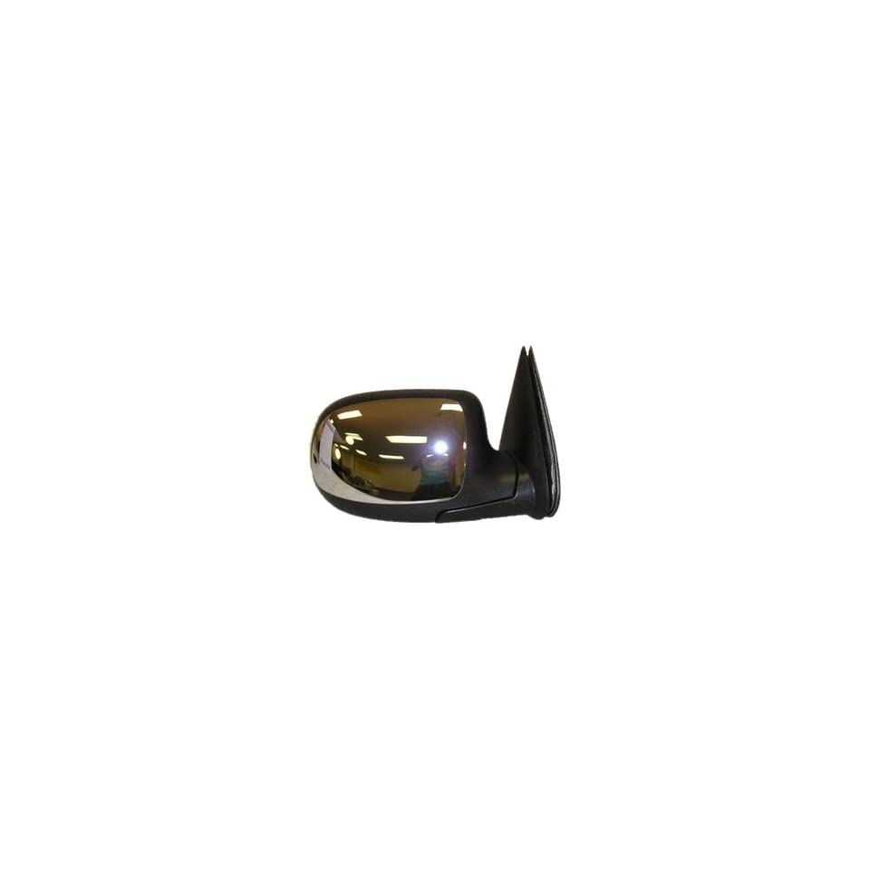 OE Replacement Chevrolet/GMC Driver Side Mirror Outside Rear View (Partslink Number GM1320208) Automotive