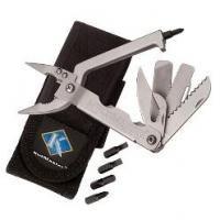 Kutmaster 3566 Utica Cutlery Kutmaster 17 Function Multimaster Needle Nose Multi Tool